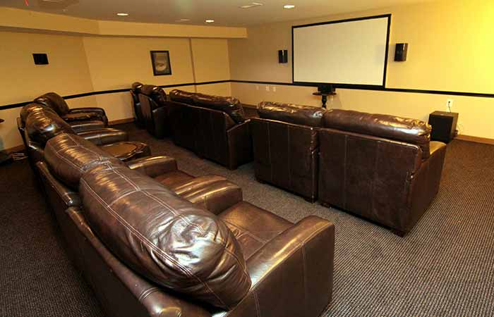 RP theater couches